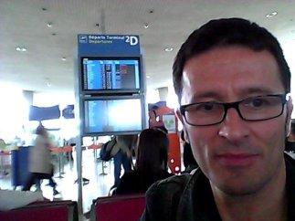 juste avant le départ à Roissy - l'autre ailleurs au Liban, une autre idée du voyage