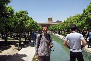 Le palais de Arg-e Karim Khani à Shiraz - l'autre ailleurs en Iran, une autre idée du voyage