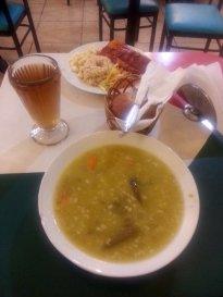 Lima , un repas à moins de 2 € !!!