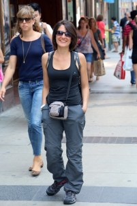 Laura in Toronto