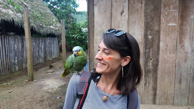 Laura s'est fait un nouvel ami