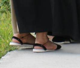 alpargatas (chaussures traditionnelles otavaliennes)