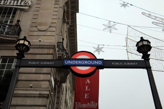 escale à Londres
