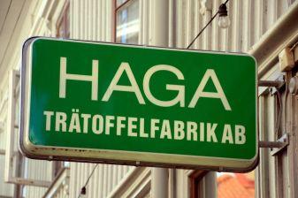 Le quartier de Haga