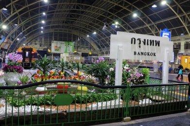 au revoir la Bangkok, demain c'est Chiang Mai