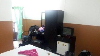 Notre chambre à Chiang Mai