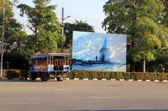 gare de bus de Sukhothai