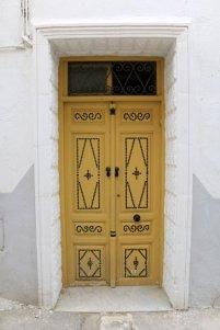 Porte dans la Médina