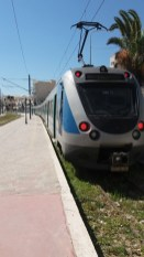 notre train pour Monastir