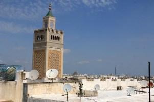 depuis les toits, le Médina