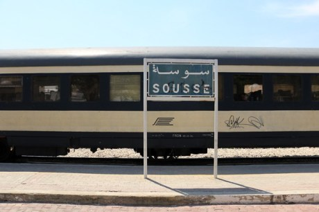 gare de Sousse