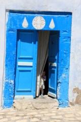 cache-cache dans la médina de Kairouan