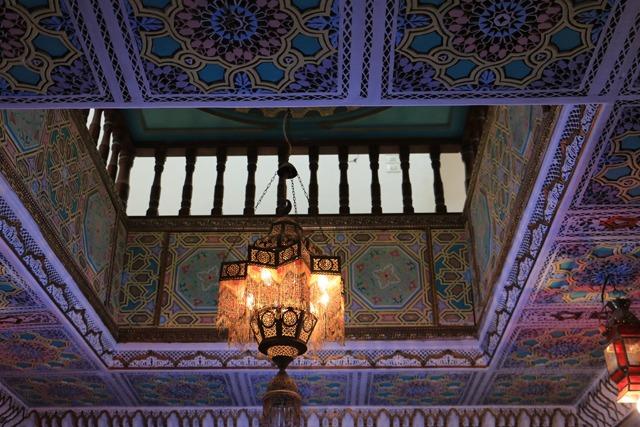 La maison du Bey dans la médina de Kairouan
