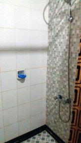 la douche de ma chambre