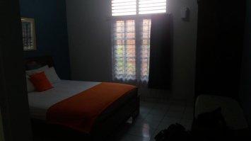 ma chambre à Yogja