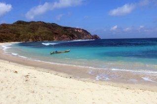 la plage de Mawun