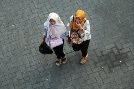 les gens de Yogyakarta