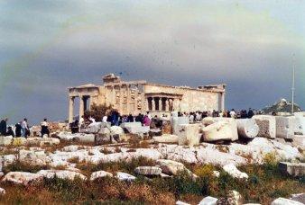 Acropole (RDV n°5 - Mes voyages avant...Internet...suite et fin)