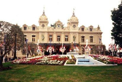 Casino de Monté Carlo (RDV n°5 - Mes voyages avant...Internet...suite et fin)