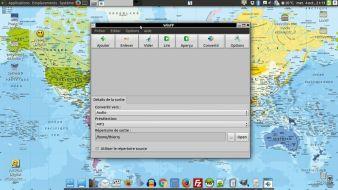 WinFF, logiciel de transcodage Vidéo et Audio