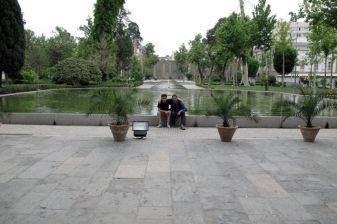 rencontre avec Samad un jeune iranien