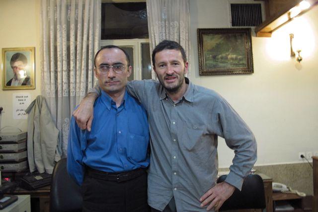 avec Magyd Mousavi