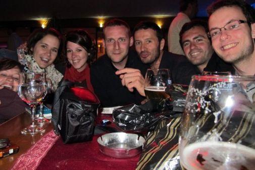 mes amis belges et moi