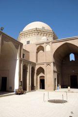 dans la vieille ville de Yazd - l'autre ailleurs en Iran, une autre idée du voyage