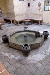 la prison Alexandre dans la vieille ville de Yazd