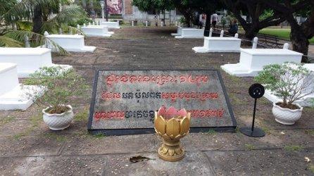 Musée du génocide Toul Sieng ou camp S-21 - L'autre ailleurs au Cambodge