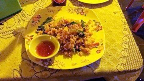 mon dîner de Noël 2/2 - L'autre ailleurs au Cambodge