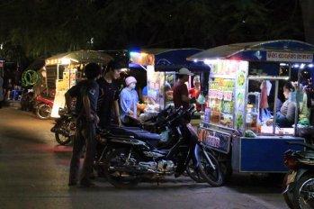 street food à Siem Reap - L'autre ailleurs au Cambodge