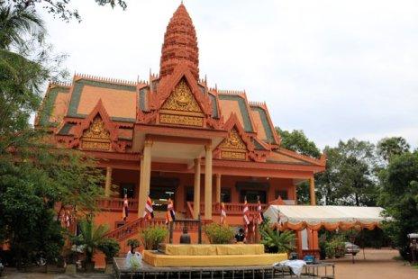 Wat Bo à Siem Reap - L'autre ailleurs au Cambodge