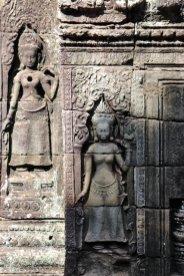 les temples d'Angkor - Angkor Thom