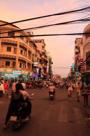 à la fin du jour, j'aime la couleur de l'Asie