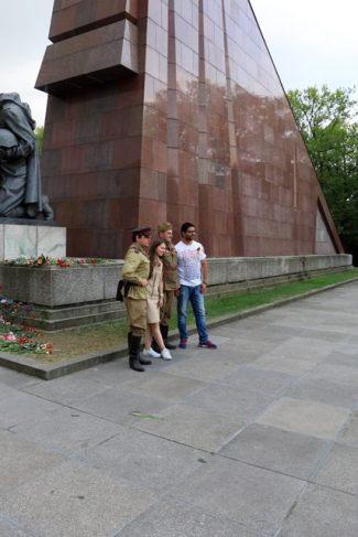 Jour de fête de la victoire russe sur le III ème Reich (http://www.autre-ailleurs.fr)