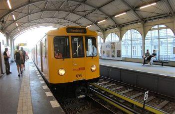 Le métro berlinois (http://www.autre-ailleurs.fr)
