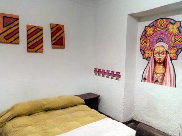 ma chambre - Iku Hostel Backpackers à Bogotá