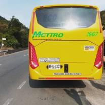 Notre bus pour San Cipriano - l'autre ailleurs en Colombie, une autre idée du voyage