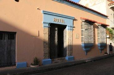 mon hôtel, Hotel Puertas de Cartagena à Carthagène des Indes - l'autre ailleurs en Colombie, une autre idée du voyage