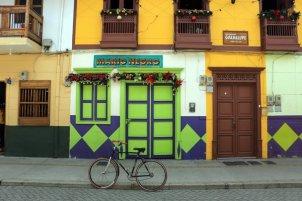 dans la rue à Jardin - l'autre ailleurs en Colombie, une autre idée du voyage