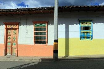 dans une rue de Jardin - l'autre ailleurs en Colombie, une autre idée du voyage