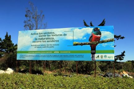 le parc Arvi de Medellín - l'autre ailleurs en Colombie, une autre idée du voyage