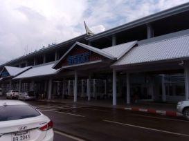 aéroport de Vientiane - l'autre ailleurs, une autre idée du voyage