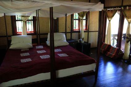 ma chambre d'hôtel !!!!