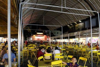 Street food le soir à Chiang Rai - l'autre ailleurs, une autre idée du voyage