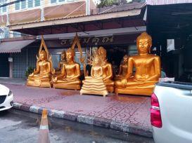 petites statues :) à Bangkok - l'autre ailleurs, une autre idée du voyage