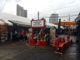 Chatuchak WeekEnd Market à Bangkok - l'autre ailleurs, une autre idée du voyage