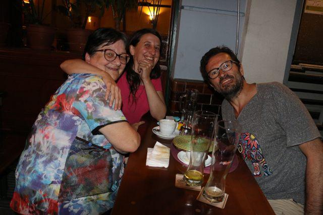 Guillemette et Noémie une bien belle rencontre à Berlin (http://www.autre-ailleurs.fr)