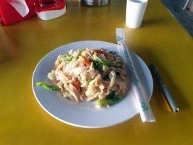 Premier déjeuner au Myanmar - l'autre ailleurs au Myanmar (Birmanie) et Thaïlande, une autre idée du voyage